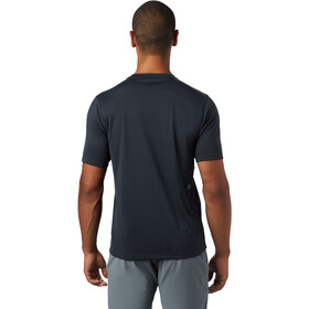 Mountain Hardwear Wicked Tech Camiseta Manga Corta Hombre, dark storm